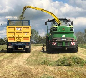 Grass advice: Time to think silage and apply Nitrogen