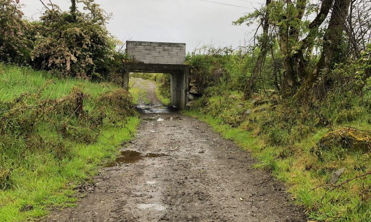 Infrastructure throwback: 'A cheap and cheerful underpass' in Co. Cavan