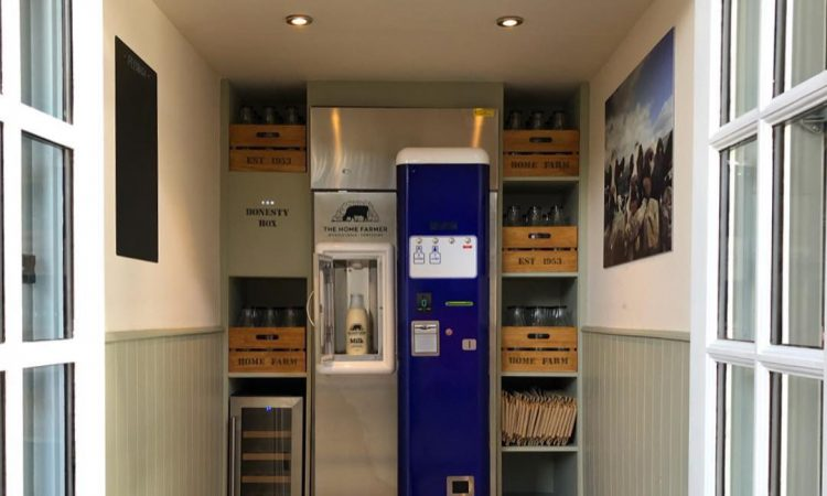 A mobile milk vending machine: Dream or reality?