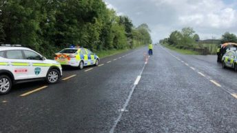 In the 'red' and 'green': Garda checkpoint catches crooked drivers