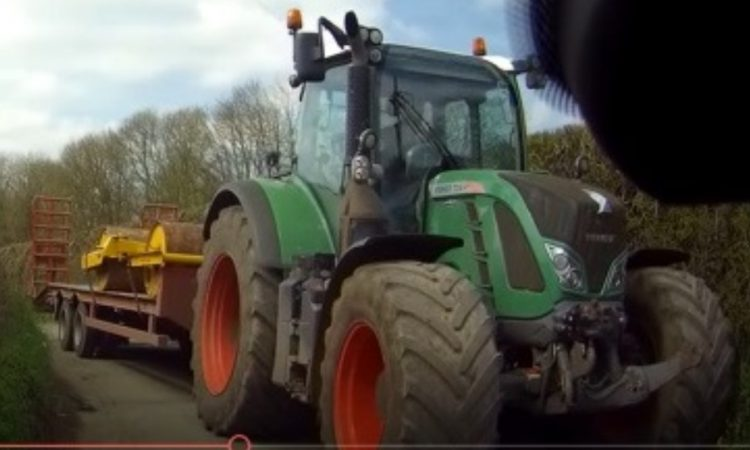 Investigations into 'hit-and-run' incident…involving tractor