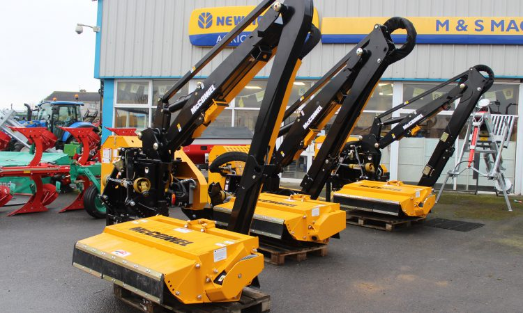'Positive start' to 2019 for giant that owns many hedge-cutter brands