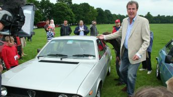 Jeremy Clarkson trades Toyotas for tractors in new farm show