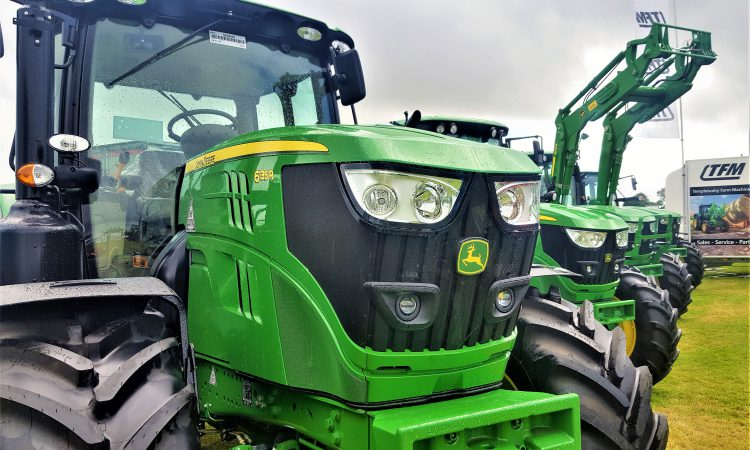 John Deere dealers targeted in 'coordinated' series of thefts