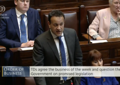 Taoiseach confirms backing of €50 million Government beef funding