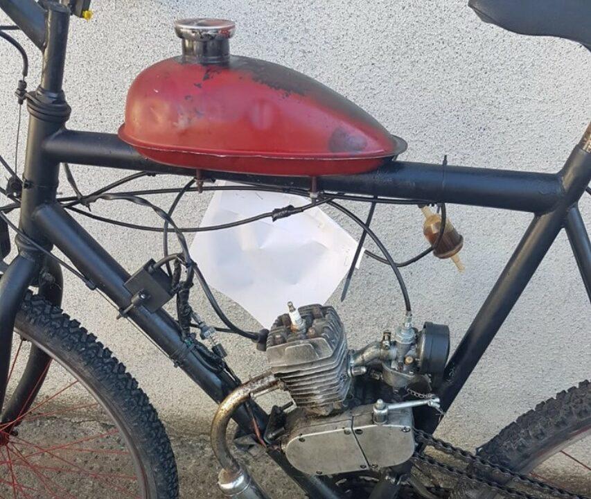 Modified bike arrest adds rural element to 'MPV' debate