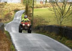 Garda warning issued on danger of quads this Christmas