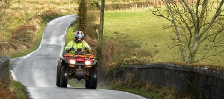 Farmers who don't use safety equipment 'have 49% higher risk' of accident