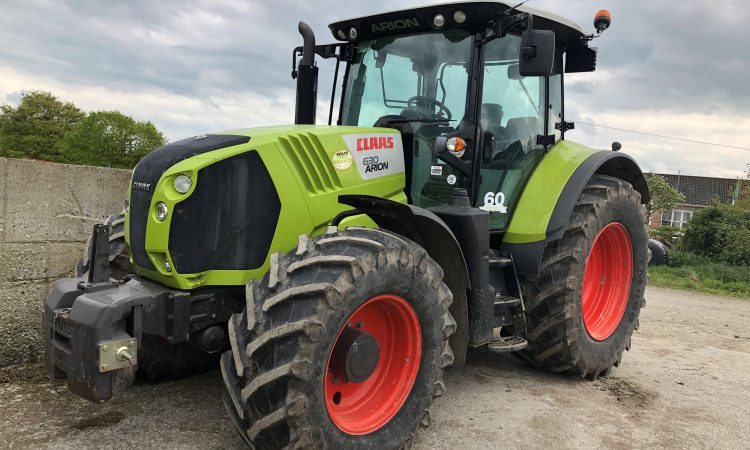 Pics: Machinery to go 'under the hammer' at retirement auction in Co. Laois