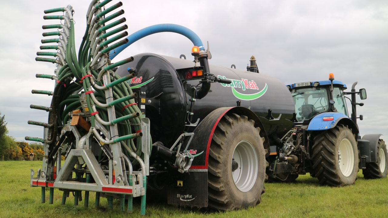 'Possible extension under review' for pushing back slurry ban