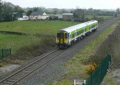 'Veterinary support requested' as train hits horses on line