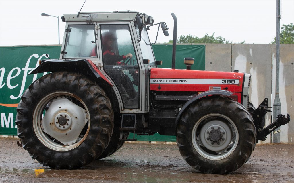 Auction report: Myriad of MFs at June sale in Cambridge - Agriland ie