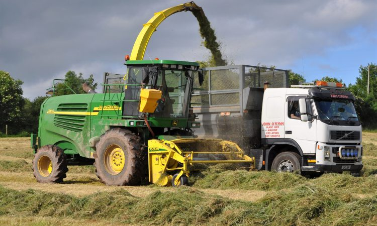 'Don't cut charges to feed the appetite of expensive silage harvesters' – FCI