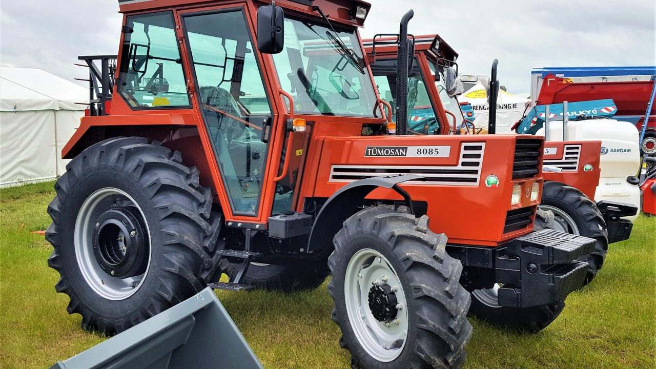 Over 1,300 new tractors sold in Ireland so far in 2019