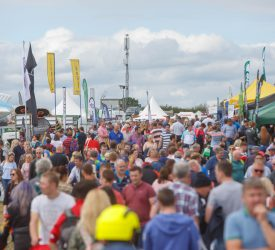 Tullamore Show cancelled again this year