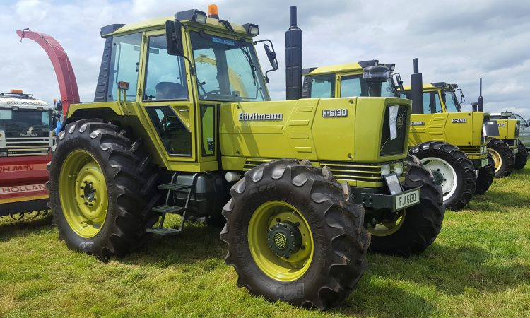 'Classic' silage working day uncovers a hoard of Hurlimanns