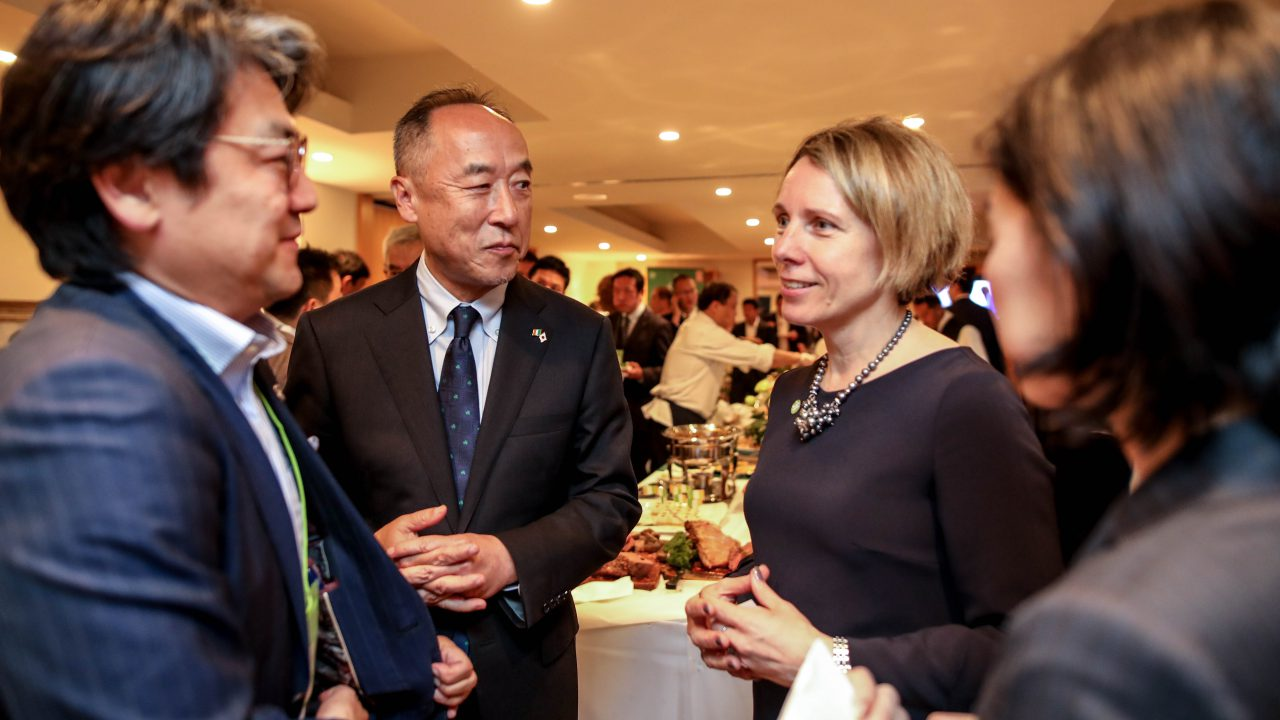 'Proven track record': Bord Bia and 'Team Ireland' set up shop in Tokyo