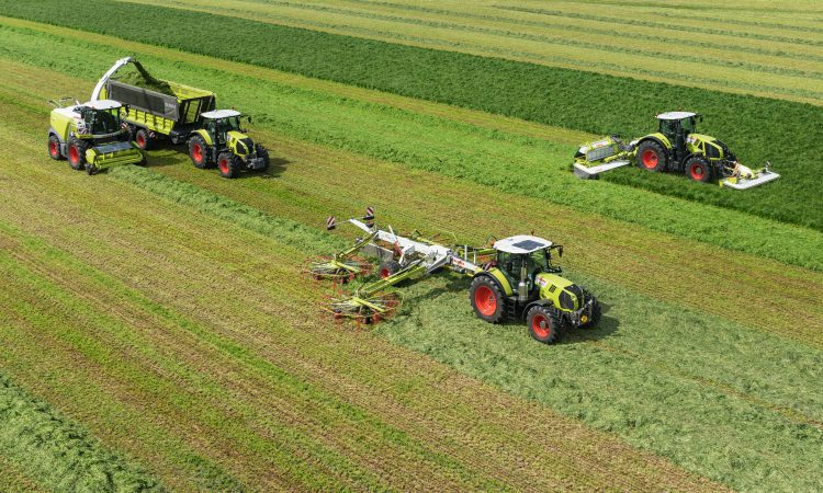 'We've been building 4-rotor rakes for 20 years'