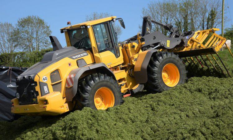 Wheeled loader sales 'reflect a strong market'