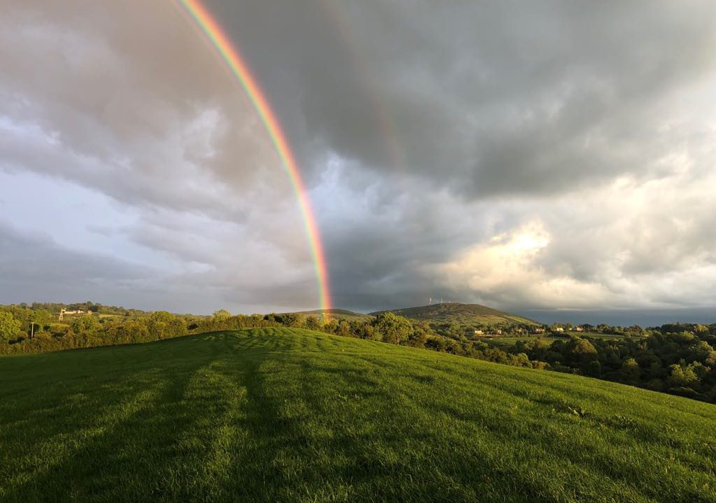 Showery weather to remain across the country this week