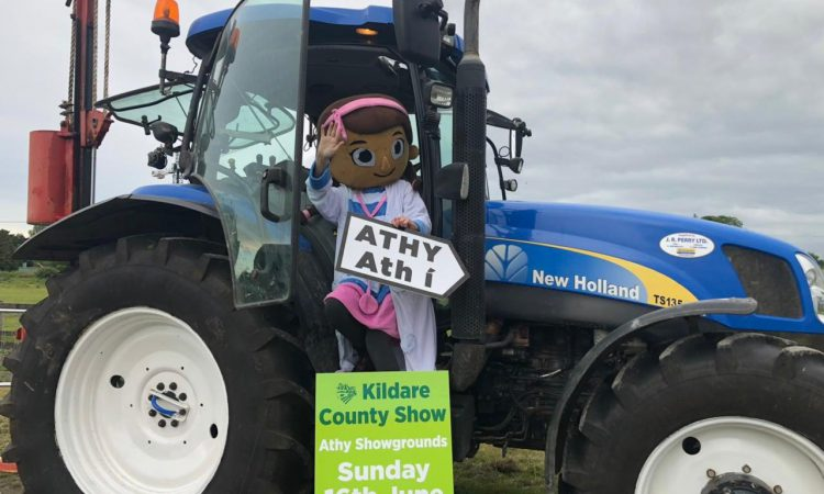 Kildare County Show: From craft beer to 'guess the weight of the bull'