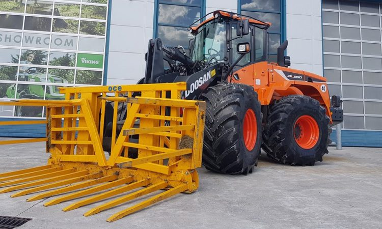 Silage contractors: 'We want you to put this loader to the test'