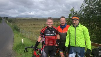 Mayo man to travel from Lourdes to Knock…on a bicycle