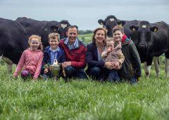 金宝搏娱乐城Dairy focus: 'Eating the grass and producing the goods' in Co.Monaghan