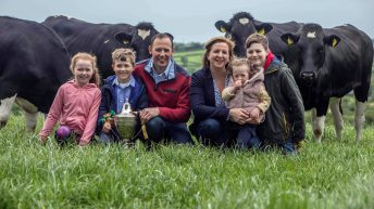 Dairy focus: 'Eating the grass and producing the goods' in Co. Monaghan