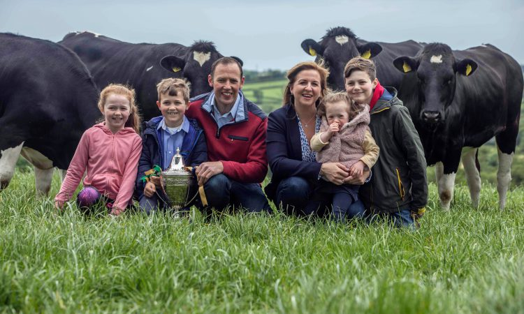 Dairy throwback: 'Eating the grass and producing the goods' in Co. Monaghan