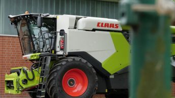 Unofficial: Is this the next-generation Claas Lexion?