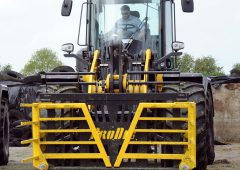 Can vehicle-to-vehicle WiFi reduce farm machinery accidents on the road?