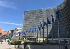 Government officials in Brussels to finalise EU/Brexit negotiating mandate