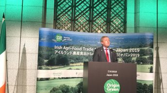 Sheepmeat access top of the agenda for Creed in Japan