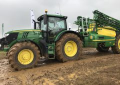 Video: It wasn't all mucky tyres and boots at Cereals 2019