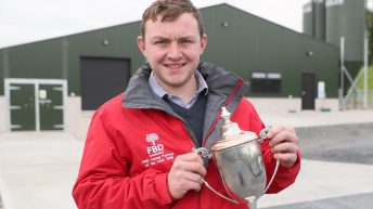 Info farm walks to be held ahead of Young Farmer of the Year 2019