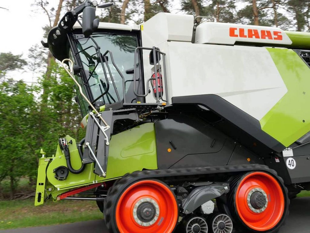 Unofficial: Is this the next-generation Claas Lexion? - Agriland ie