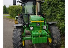 Un-'covered': Tractor and baler seized for no insurance