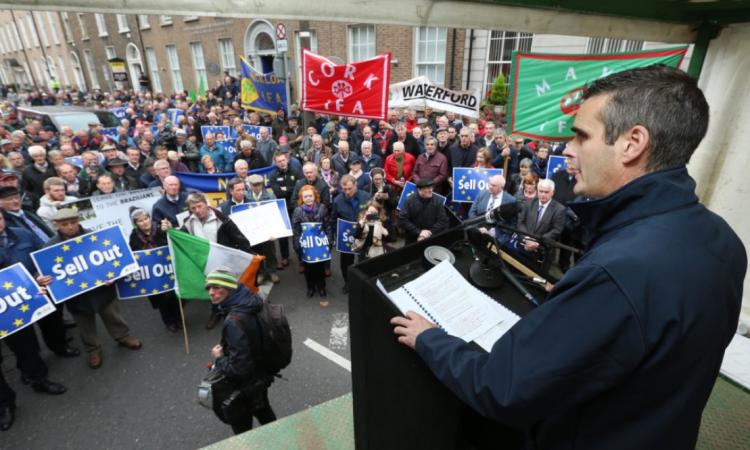EU has 'sold out' Irish and European Farmers – IFA