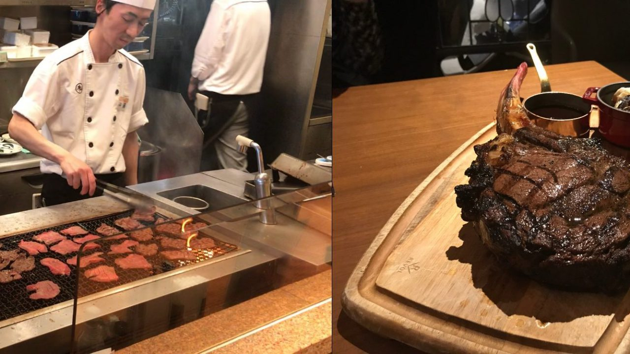 Pics: Tongue to top-end – Irish beef in Japan
