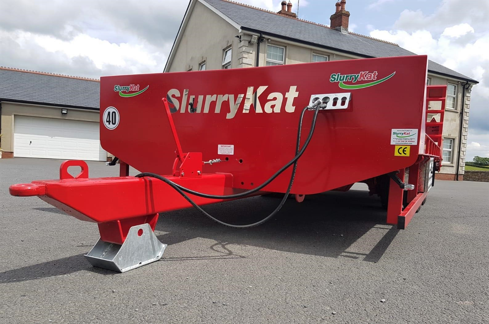 Co. Armagh manufacturer rolls out new trailers