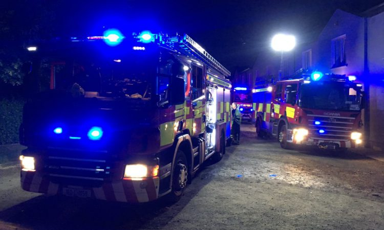 Raised temperatures see fire crews busy in the south-west
