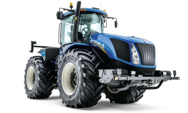 How many new tractors are selling in the US?
