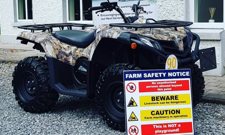 Longford farmer to host safety event in response to farm fatalities