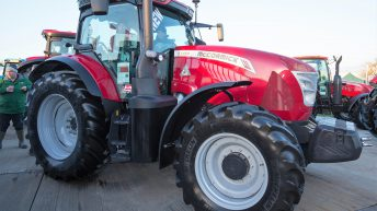 317 new tractors sold in Northern Ireland so far this year