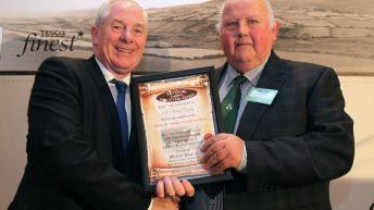 New president takes office at the Irish Hereford Breed Society