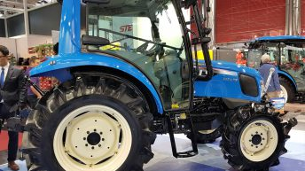 Table: '2.16 million new tractors sold across the world in 2018'