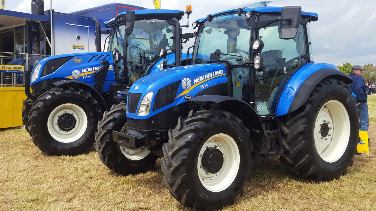 New tractor sales up for first 6 months of 2019, but by how much?