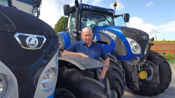 Video: 'We've been with Landini since the 1990s; now we've got this!'