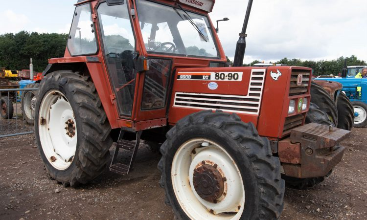Auction report: Leave or remain; where are these tractors destined for?